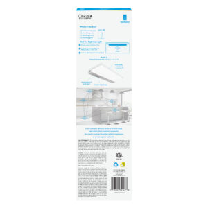 """18"""" Undercabinet LED Color Selectable Flat Panel"""