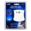 Motion Sensing Color Selectable LED Bathroom Night Light