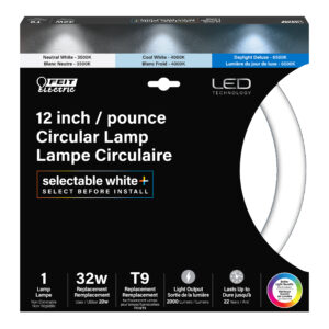 12 in. Color Select Circline LED