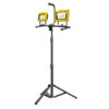 6000 Lumens Plug-in LED Worklight With Tripod
