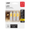 35-Watt Equivalent Dimmable Warm White G9 Base T4 Specialty LED