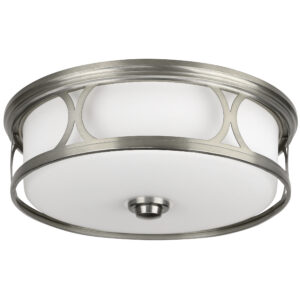 14 inch Round Ceiling Flush Mount Fixture
