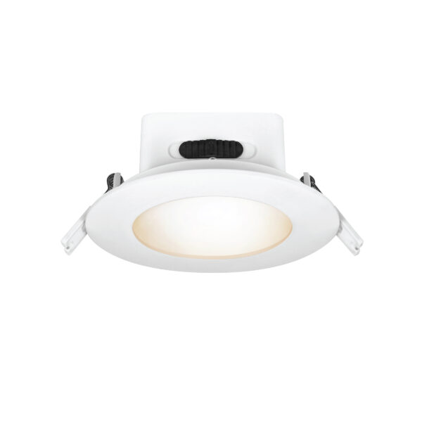 4 in. Color Selectable High Output Integrated J-Box Recessed LED Downlight