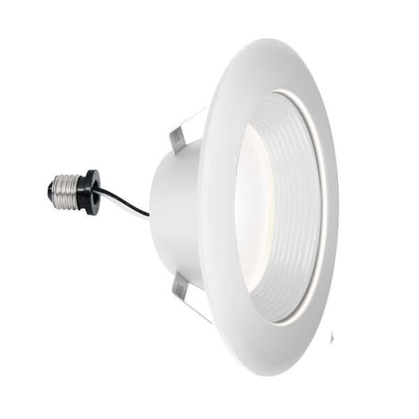50-Watt Equivalent 4 in. Deep Baffle Color Selectable Recessed LED Downlight