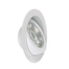 4 in. Color Selectable Tethered J-Box Adjustable Angle Recessed LED Downlight