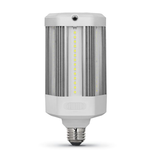 Feit Electric 5000 Lumen Yard Light With Dusk to Dawn and Motion Sensors