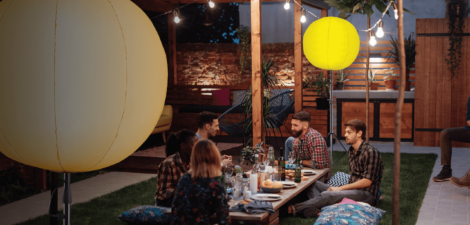 Summer Backyard Party Tips, Feit Electric LED and Smart Home
