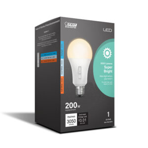 200-Watt Equivalent Color Selectable A21 High Output LED